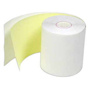 2-Ply Carbonless Paper Rolls