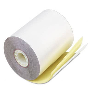 "2-1/4"" 2-Ply Carbonless Paper"