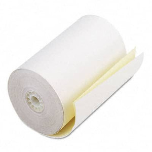 "2-3/4"" 2-Ply Carbonless Paper"