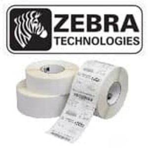 Zebra Brand Thermal Labels
