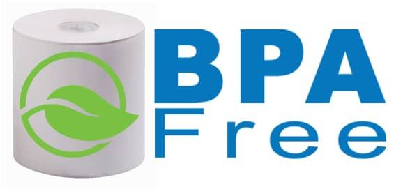 BPA-Fee Thermal Paper Roll