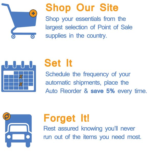 Auto Reorder Program