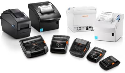 Bixolon mPOS line of Point of Sale Printers & Terminals