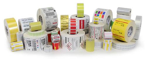 Custom Zebra Thermal Labels