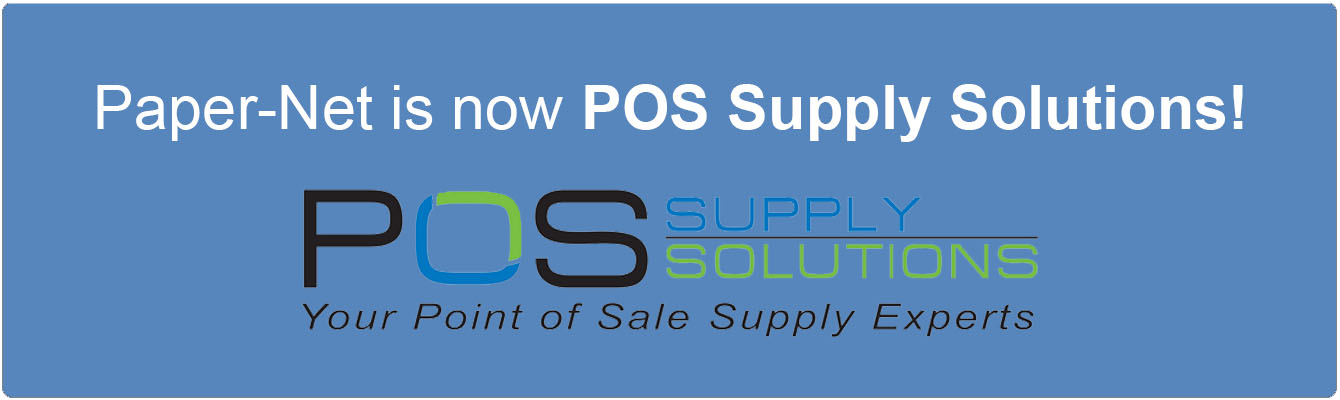 Paper-Net is now POS Supply Solutions!