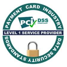 PCI Compliant - Data Security Standards - Shop Safe with POS Supply!