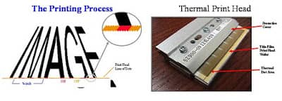 Thermal Printing Process