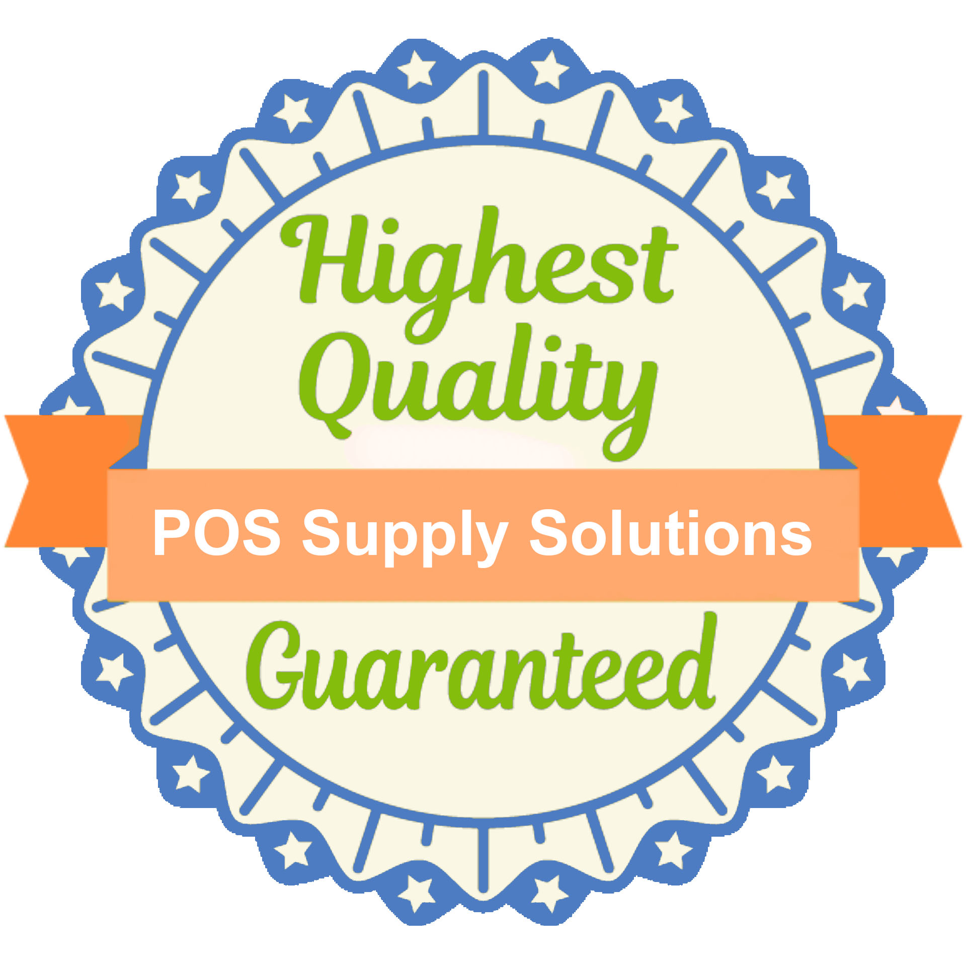Product Quality Guarantee Badge