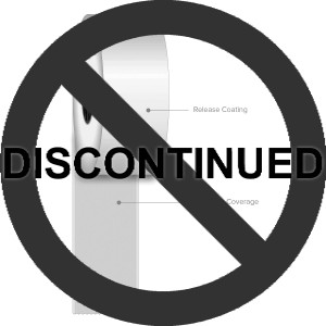 "1 1/2"" x 225' Iconex Extreme Sticky Media Linerless Labels (12 Rolls) - ICON-9016-3257"