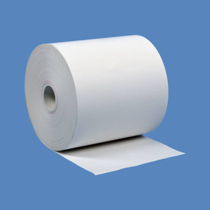 "2 1/4"" x 150' Thermal Roll Paper, 10 rolls/case - T214-150-10"