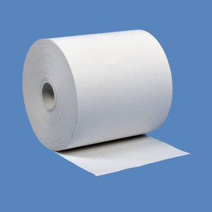 "2 1/4"" x 165' Thermal Roll Paper, 50 rolls/case - T214-165-50"