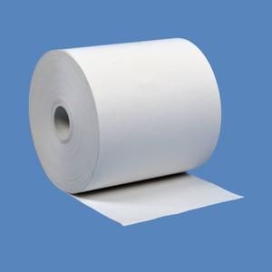 """2 1/4"""" x 165' BPA-Free Thermal Receipt Paper Rolls (50 Rolls) - T214-165-50"""