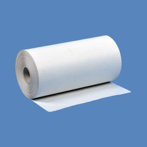 """2 1/4"""" x 34' Coreless BPA-Free Thermal Paper Rolls (100 Rolls) - T214-034"""