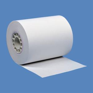 """2 1/4"""" x 85' BPA-Free Thermal Receipt Paper Rolls (10 Rolls) - T214-085-10"""