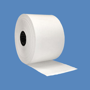 "2 9/32"" x 400' Thermal Receipt Paper Rolls (12 Rolls) - T2932-400"