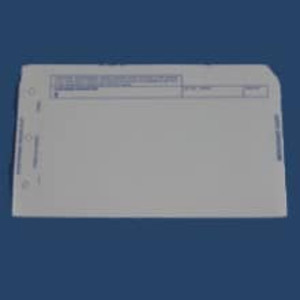 2-Part Short Signiture Only Sale Draft Imprinter Slips (100 slips) - IS-2SOS
