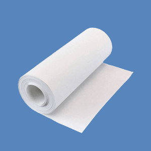 "2 1/4"" x 20' Coreless Thermal Roll Paper, 27/32"" OD, 100 rolls/case (BPA FREE) - T214-020"