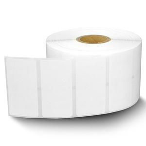 """2.2"""" x 1"""" Direct Thermal Extreme 7 Day Preprinted Dissolvable Labels (12 Rolls) - L-RDT4-220100-1NP-7DAY"""