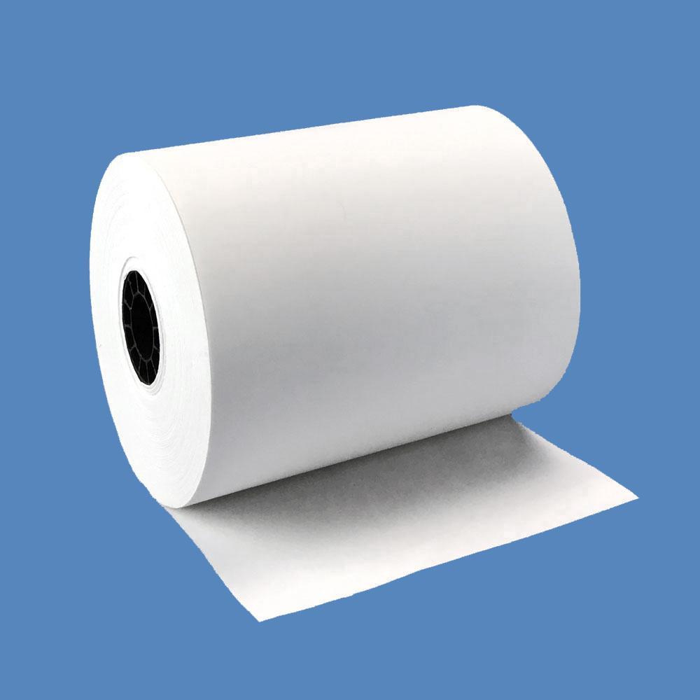 """3 1/8"""" x 220' BPA-Free Thermal Receipt Paper Rolls (50 Rolls)"""