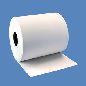 "3 1/8"" x 230' BPA FREE Thermal Paper Rolls, 50 rolls/case - T318-230-BF"