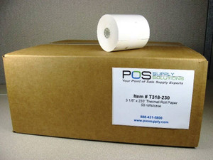 T318-230 Case of Paper with Roll