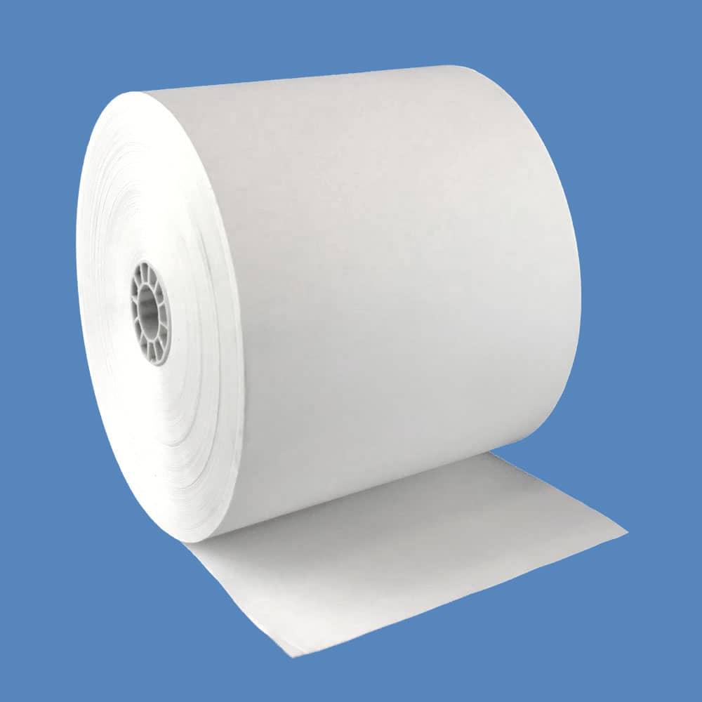 """3 1/8"""" x 420' BPA-Free Thermal Receipt Paper Rolls (24 Rolls)"""