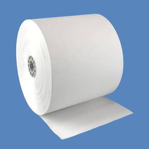 """3 1/8"""" x 420' BPA-Free Thermal Receipt Paper Rolls (24 Rolls) - T318-420"""