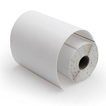 """3"""" x 1"""" Direct Thermal Mobile Printer Labels, 0.75"""" Core, 560 Labels/Roll (36 Rolls)"""