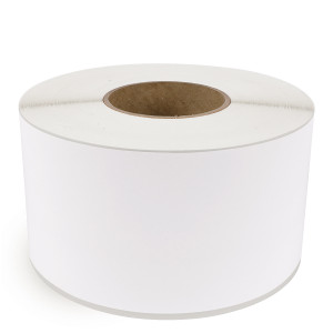 """3"""" x 275' Continuous Direct Thermal Food Prep Labels (12 Rolls) - L-RDT4-3152275-1NP-FRESH"""