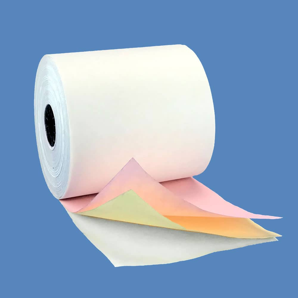 C300-065-WCP 3ply Roll Paper
