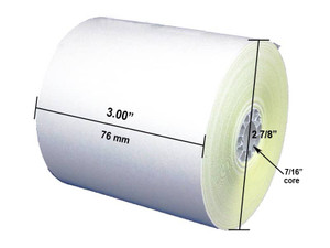 C300-090 2ply Roll Measurements