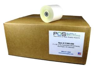 C300-090 2ply Roll Paper Box