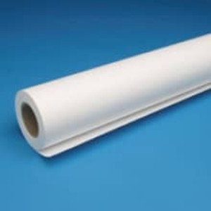"30"" X 125' 4 mil. Double Matte Wide Format Inkjet Film, 2"" Core, 1 roll - WF-30125"