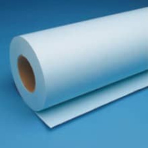 "30"" x 500' 20# Bond Blue Engineering Roll, 3"" core, 2 Rolls - EP-30504"