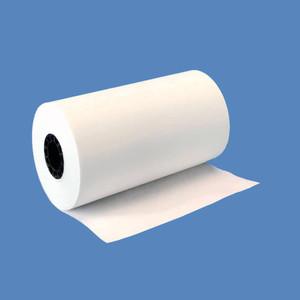 """3 1/8"""" x 85' BPA-Free Thermal Receipt Paper Rolls - 2.3 caliper / 55 gram (50 Rolls) - ZS-T318-085-2.3"""