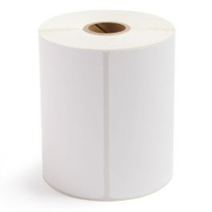 """4.00"""" x 6.50"""" Direct Thermal Label Perforated, 230 labels/roll, 12 rolls/case - L-RDT4-400650-1P"""