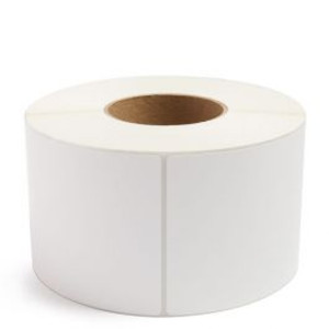"""4.00"""" x 6.50"""" Direct Thermal Label Perforated, 900 labels/roll, 4 rolls/case - L-DT400650-3P"""