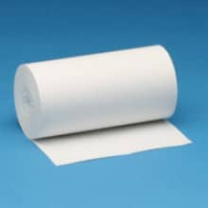 "4 3/8"" x 80' Thermal Receipt Paper Rolls (50 Rolls) - T438-080"