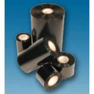 "4"" X 1,1476' Zebra Compatible Thermal Transfer Wax Ribbon, 6 Ribbons/box - TTR-18100618-6"