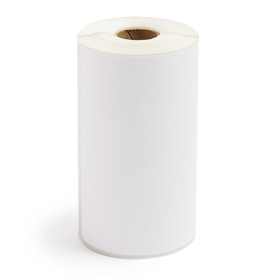 """4"""" x 6"""" Direct Thermal Mobile Printer Labels, 0.75"""" Core, 105 Labels/Roll (36 Rolls)"""