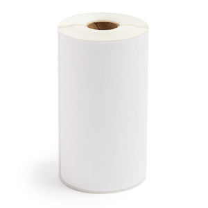 """4"""" x 6"""" Direct Thermal Mobile Printer Labels, 0.75"""" Core, 105 Labels/Roll (36 Rolls) - L-RDT25-400600-75P"""