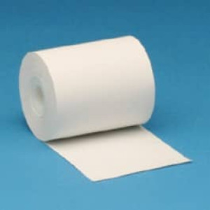 """4"""" x 80' Heavyweight Thermal Roll Paper, 3/4"""" solid wall core, CSO, 36 rolls/case for Zebra Mobile - T400-080"""