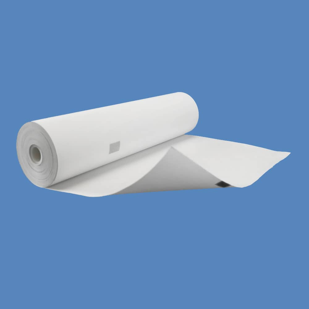 """LB3664: Brother PocketJet Weatherproof Perforated Paper - 8 1/2"""" Thermal Paper Rolls (6 Rolls)"""
