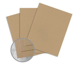 "8.5"" x 11"" Environment 80# Menu Paper - Desert Storm (250 Sheets) - MEN-M55-495K"