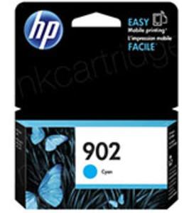 HP 902 Cyan Ink Cartridge, 300 Page Yield - IJ-T6L86AN