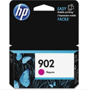 HP 902 Magenta Ink Cartridge 300 Page Yield - IJ-T6L90AN