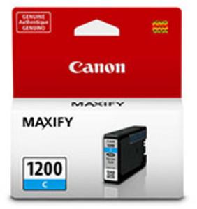 Canon 9232B001AA Cyan Ink Cartridge, 300 Page - IJ-PGI1200C
