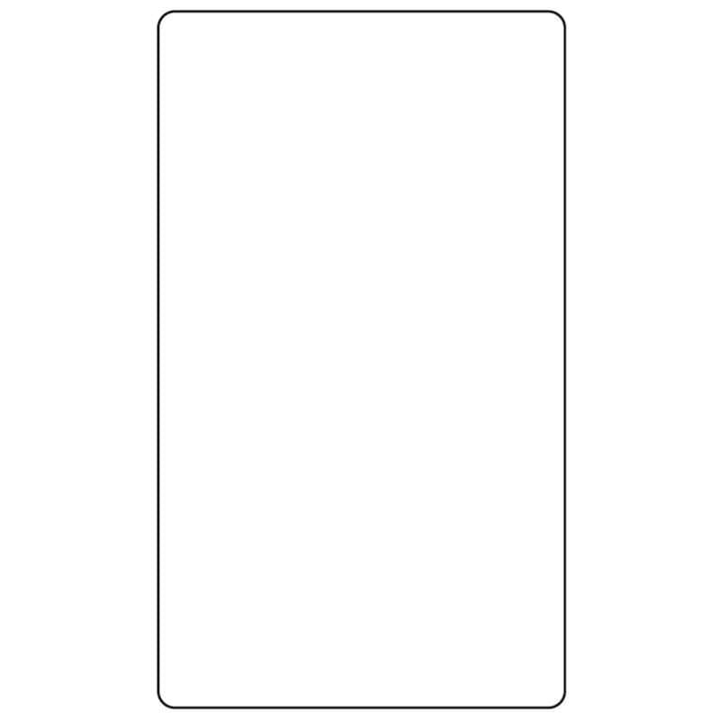 Avery Berkel IX IM Series 100mm Blank Scale Labels (12 Rolls)