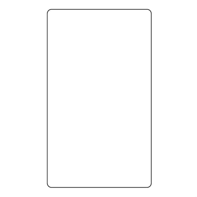 "Berkel M/MP/GM Series 2.25"" x 4"" Blank Scale Labels (12 Rolls)"