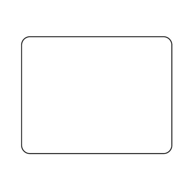 "Hobart Quantum HLX HTi 2.25"" x 1.75"" Blank Scale Labels (16 Rolls)"